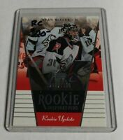 RYAN MILLER - 2002/03 UD ROOKIE UPDATE - ROOKIE INSPIRATIONS - #1288/1500 -