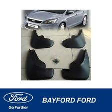 MUD FLAPS SUITS LW FORD FOCUS 5 DOOR 2011-2012 MODELS  - NEW GENUINE FORD PART