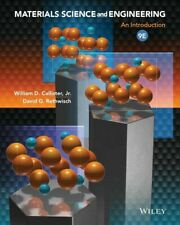Materials Science and Engineering An Introduction (9th Edition) P.D.F.