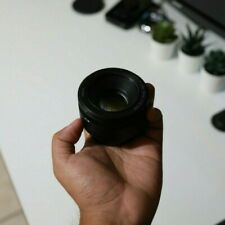 Canon EF 50mm f/1.8 STM Lens with Free Lens Hood.