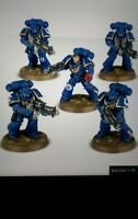 Warhammer 40K Dark Imperium Primaris Space Marine Intercessor Squad (5 Man) B