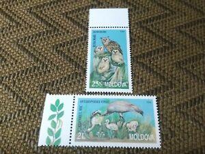 Stamp Moldova