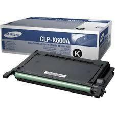 ORIGINAL SAMSUNG Cartouche d'encre CLP-K600A Noir CLP-600 CLP-650 A-Ware
