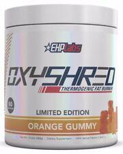 Ehplabs OXYSHRED 60 Serves LIMITED EDITION ORANGE GUMMY FAT BURNER
