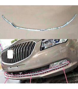 2014 Buick LaCrosse Front Lower Bumper Surface Chrome ABS Trim