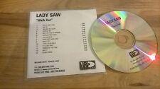 CD Reggae Lady Saw - Walk Out (14 Song) Promo VP RECORDS dancehall ska
