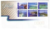 "2007 FDC. Australia. Island Jewels. International. FV=$11 PictFDI ""BEAUTY POINT"""