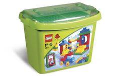 LEGO 5417 - DUPLO Deluxe Brick Box - 94 PIECES - VERY RARE