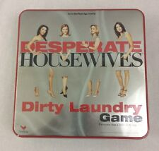 DESPERATE HOUSEWIVES HOUSE WIVES 2005 DIRTY LAUNDRY GAME NEW IN TIN