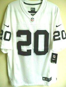 NFL Nike Oakland Raiders Football Darren McFadden #20 Limited Jersey L 479187