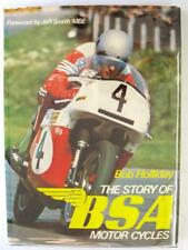 THE STORY OF BSA MOTOR CYCLES Bob Holliday ISBN 0850592771 Motorcycle Book