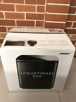 Genuine BOSE ACOUSTIMASS 300 Wireless Bass Module IN BOX