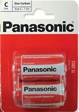 Panasonic C 2 Pack x 1