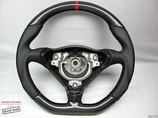 Porsche 980 Carrera GT 996 Turbo GT2 GT3 FLAT BOTTOM THICK CARBON Steering WHEEL