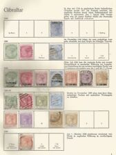 Cats British Colonies & Territories Multiple Stamps