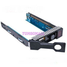 "HP G8 Gen8 G9 Gen9 651687-001 SFF 2.5"" HDD Tray Caddy 651699 DL380p DL360p DL160"