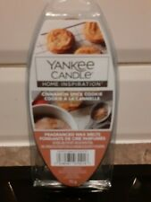 Home inspirations by Yankee Candle Wax Melt Cubes Cinnamon Spice Cookie scent