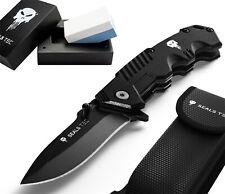 Sealstec® Klappmesser | Survival Taschenmesser | Outdoor Messer | Campingmesser