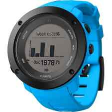Nuevo * SUUNTO AMBIT 3 vertical Azul EcoTread Gps Reloj-SS021969000 PVP £ 325