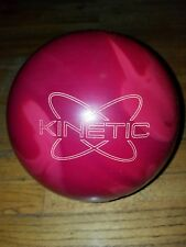 Track Kinetic Ruby Bowling Ball 15 pound
