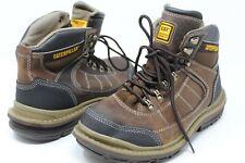 Caterpillar Mens #P73800 Lytton Steel Toe 2 Tone Leather Work Boots Size 10.5