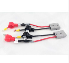 Battery Wire Harness with 50Amp Connector with fuse for Sunrise S400/S425/S700