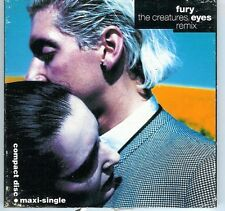 Creatures Fury Eyes 6 track Out Of Print  Cd NEW SEALED!! SIOUXSIE