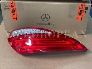 Mercedes-Benz SL Genuine Left Tail Light SL63 SL550 SL65 AMG NEW 2013-2016