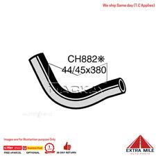 CH882 Radiator Lower Hose for Holden Monaro HG 5.7L V8 Petrol Manual / Auto