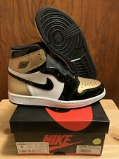 Nike Air Jordan 1 Retro Gold Toe Size 6 Mens DS 100% Authentic