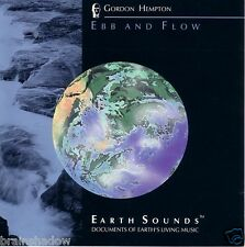 Gordon Hempton Ebb and flow CD PETER Roberts Productions US 1989 RARE NEW AGE