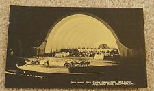HOLLYWOOD HIGH SCHOOL 1934 Graduation Class vintage POSTCARD Los Angeles CA