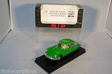 RIO 110.4 CITROEN DS 19 PALLAS 1965 GREEN NEAR MINT BOXED!!!
