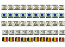 Restposten Sonderposten 50 Modul Italian Charms  NEU G-16