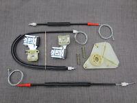 Window Regulator Repair Kit VW POLO 9N front Left 4/5 doors Automotive Cable