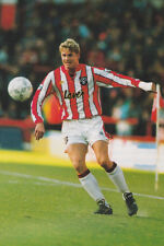 Football Photo>JOSTEIN FLO Sheffield United 1990s