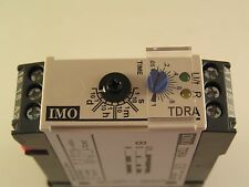 IMO TDRA 24VAC/DC 110VAC OFF Delay Timer MBC020c