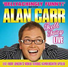 Tooth Fairy: Alan Carr by Alan Carr (CD-Audio, 2007)