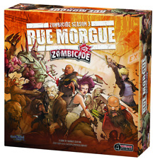 Zombicide Season 3 - Rue Morgue Deutsch (CoolMiniOrNot / Asmodee)