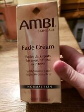 AMBI Skincare Fade Cream NORMAL OR OILY SKIN 2oz