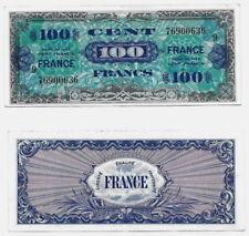 BILLET DE 100 FRANCS VERSO FRANCE - TYPE 1945  SERIE :9   VF25/9 SUP