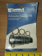 Kenmore 60684 Dishwasher Connector Kit Food Waste Disposer New Unused
