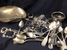Silberschmuck Konvolut 1825 Gramm 800 835 925 Bruchsilber Schmelzsilber Silber