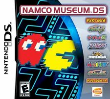 Namco Museum DS! NDS, DSI, LITE, XL, 3DS! PAC MAN, DIG DUG, GALAGA, GALAXIAN