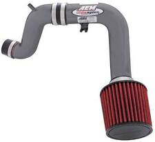 AEM Cold Air Intake System 2003 Mazda Mazdaspeed Protege 2.0L I4 Turbo Gray
