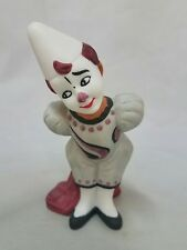 Vintage Clown Goebel Limited edition Clown figurine Whiskey Decanter