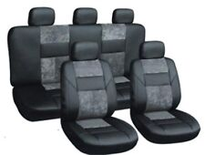 Auto Sitzbezüge Autoschonbezüge Kunstleder passend für BMW 1er 3er 4er 5er GT