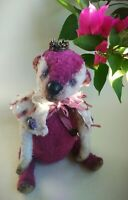Teddy Big Bear Esmeralda OOAK Artist Teddy by Voitenko S