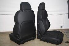 2 orthopäd. Recaro Style Klimapaket Leder Alcantara neu bezogen SLK Sitze CLK