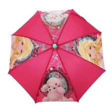 TradeMark Collections BARBIE Pink Kids Umbrella